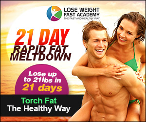 8 Week Lose weight Fast Academy Banner